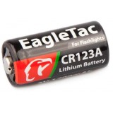 Батарейка EagleTac CR123A 1700мАч