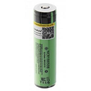 Аккумулятор литиевый 18650 Liitokala 3400mAh с защитой