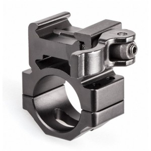 Кольцо среднее (быстросъёмное) на планку Weaver/Picatinny