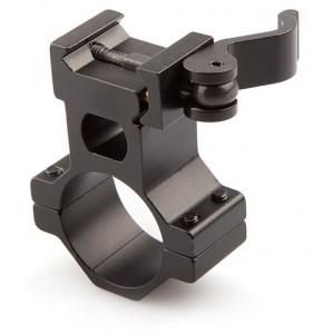 Крепление 30 мм на рейку Weaver/Picatinny с рычажным фиксатором