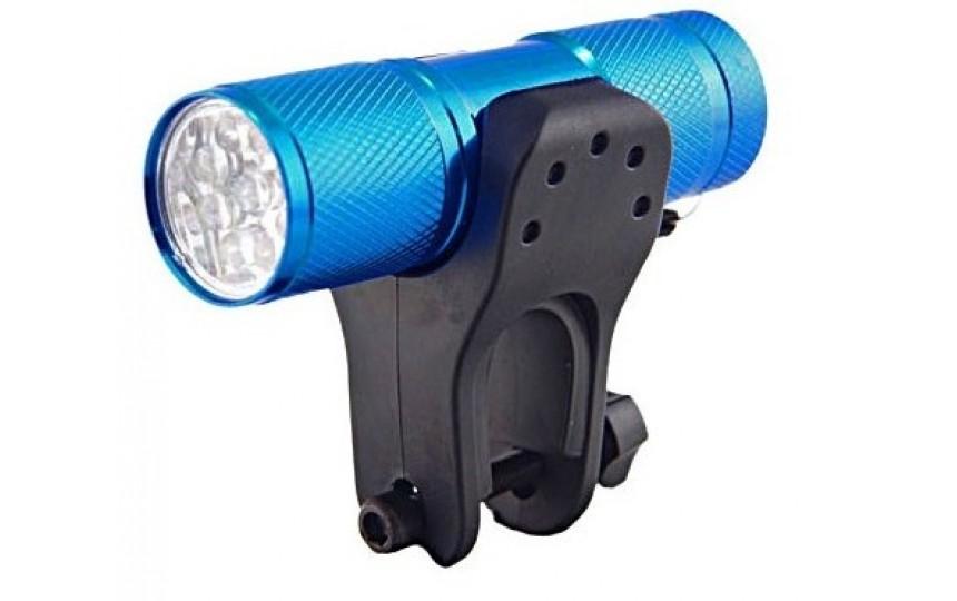 Универсальное велокрепление для фонаря №1