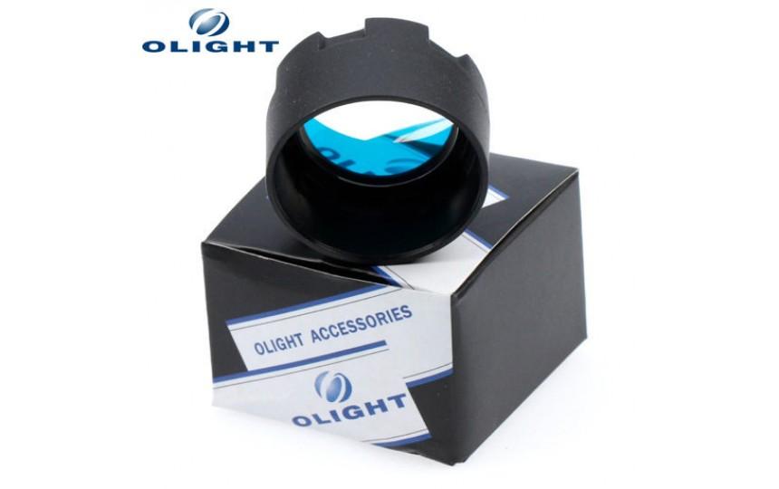 Светофильтр Olight FM21-R/FM21-G/FM21-B/DT21 1 шт. d=40-42мм