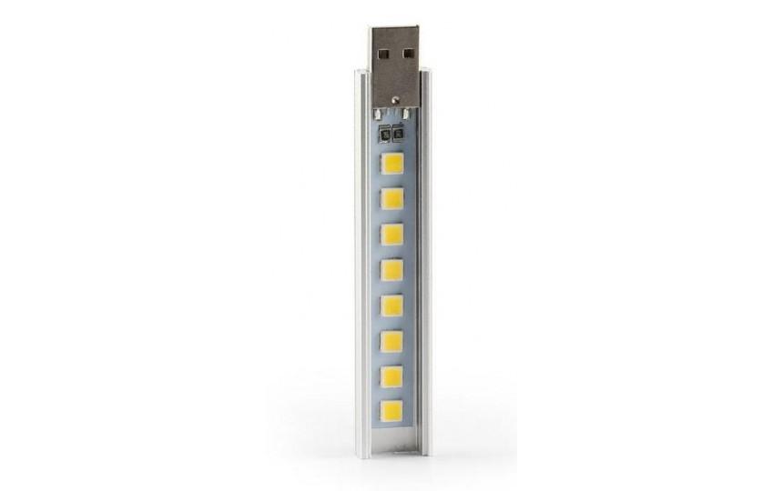 Светодиодная USB-лампа 8-LED