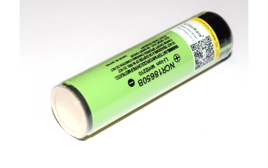 Комплект LiitoKala Lii-100 + аккумулятор 18650 LiitoKala 3400мАч