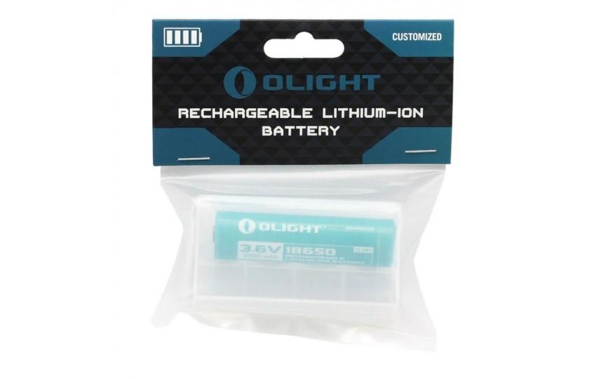 Литиевый аккумулятор Olight 18650 ORB-186C35 3500mAh