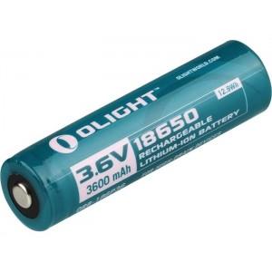 Литиевый аккумулятор Olight 18650 ORB-186P36 3600mAh