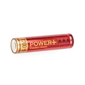 Батарейка литиевая Power Plus AAA 1200мАч