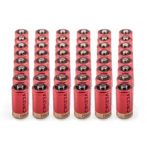 Батарейка Power Plus CR123A 1500 мАч 50 штук