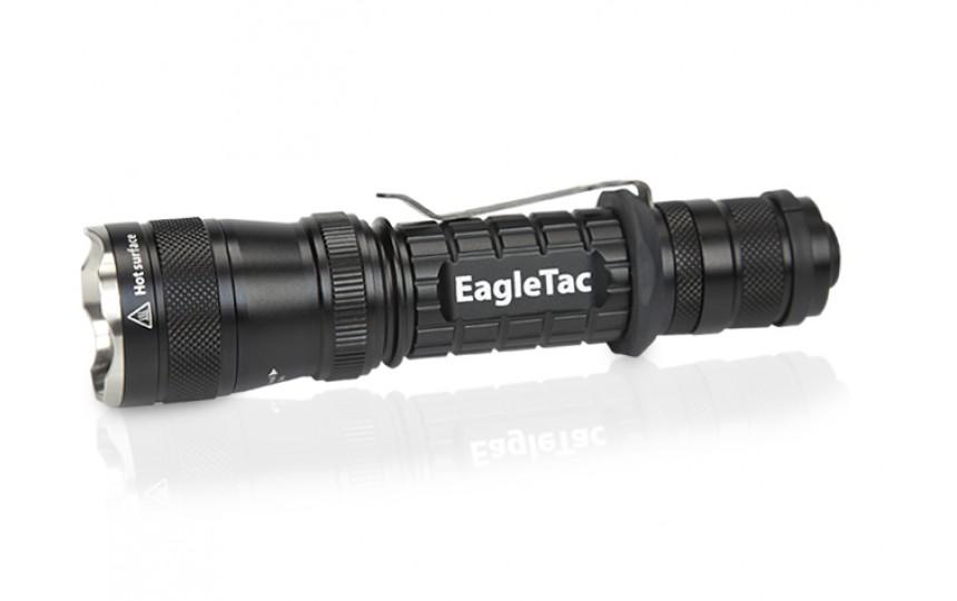 EagleTac T20C2 MKII (зеленый свет, 100 м, 18650 в комплекте)