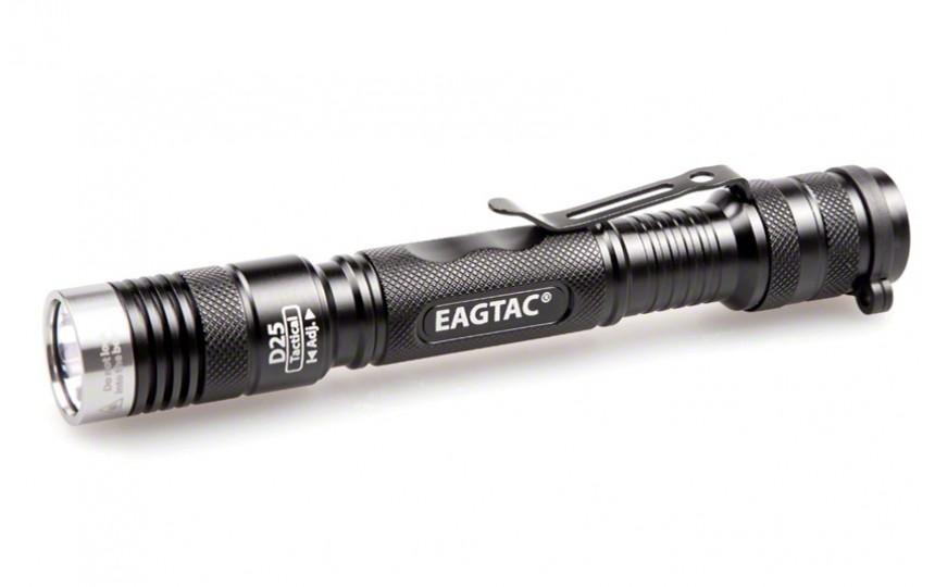 EagleTac D25A2 Tactical  XM-L2 U2 холодный белый свет