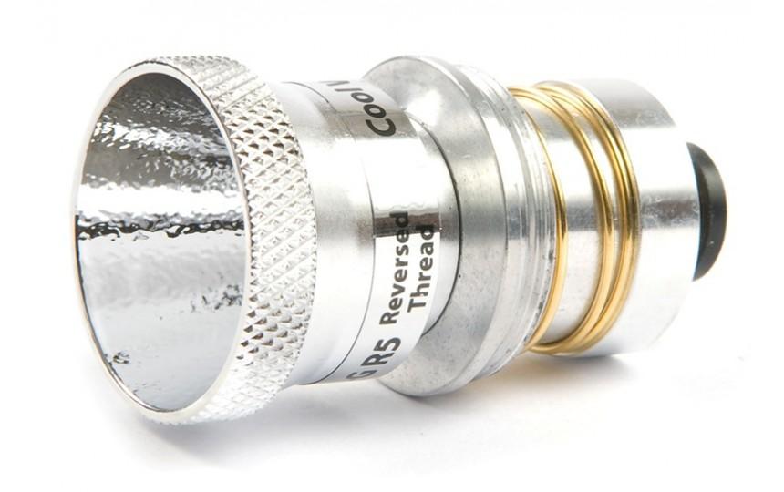 Сменный модуль ET28 для EagleTac T20C2 MKII зеленый свет