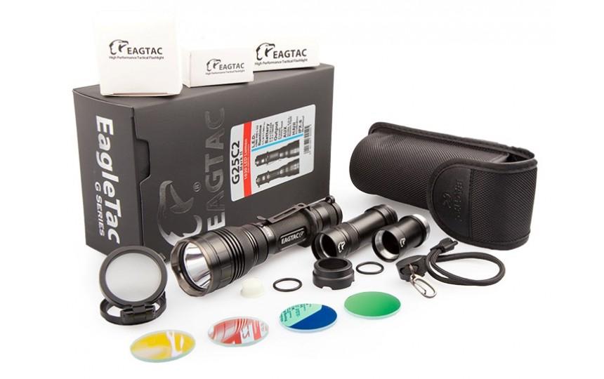 Набор аксессуаров EagleTac G25C2 (Kit-комплект для фонаря)