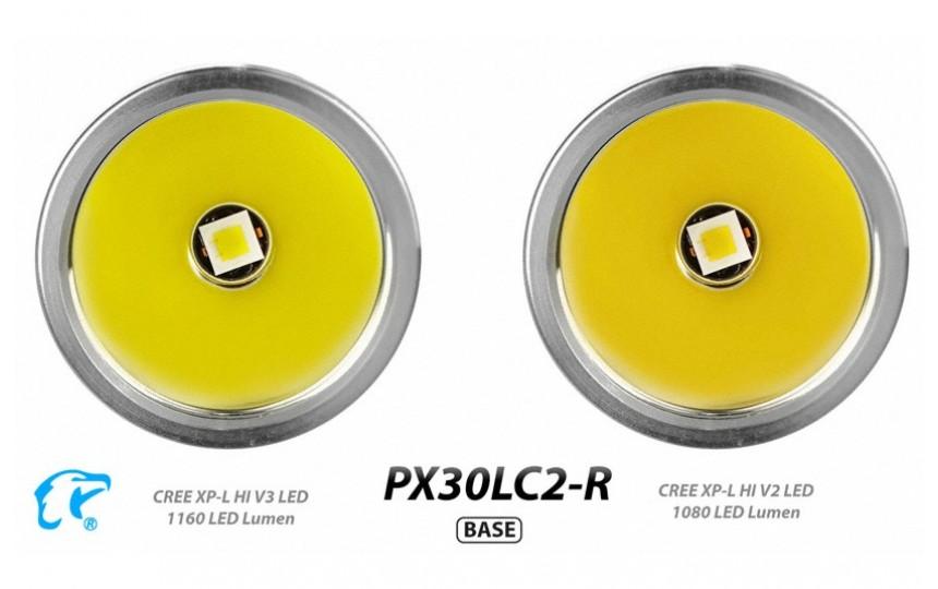 EagleTac PX30LC2-R Nichia 219C нейтральный белый свет