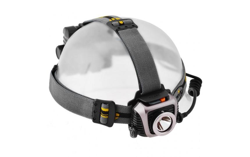 Налобный фонарь Fenix HP15 Ultimate Edition холодный белый свет