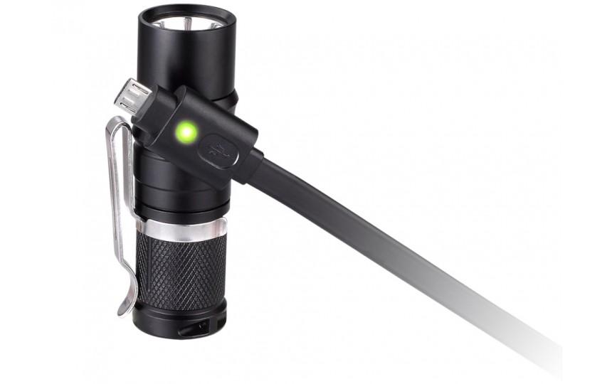 Fenix RC09 (XM-L2 U2, 550 lm, 16340) белый свет