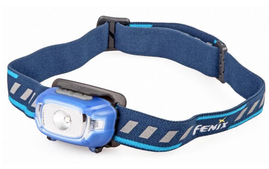 Налобный фонарь Fenix HL15 (CREE XP-G2 R5, 200 лм, 50 м, AA) нейтральный белый + красный