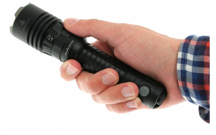 Fenix UC45 XM-L2 U2 960лм  холодный белый свет