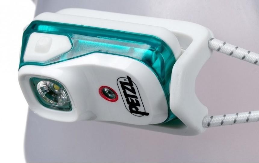 Petzl BINDI (200 лм, 36 м, встроенный аккумулятор) синий цвет