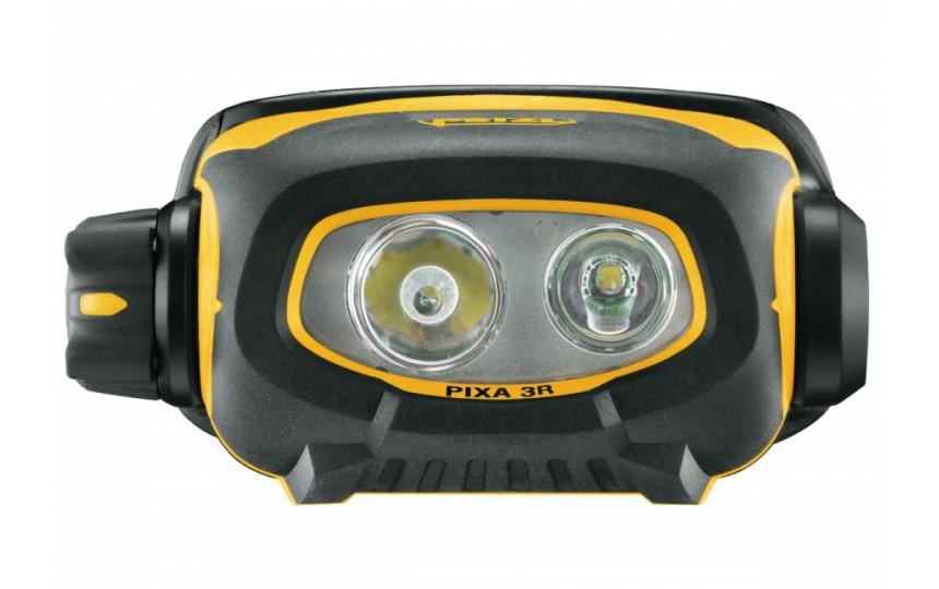 Petzl Pixa 3R (90 лм, 90 м, встроенный аккумулятор), индустриальная серия
