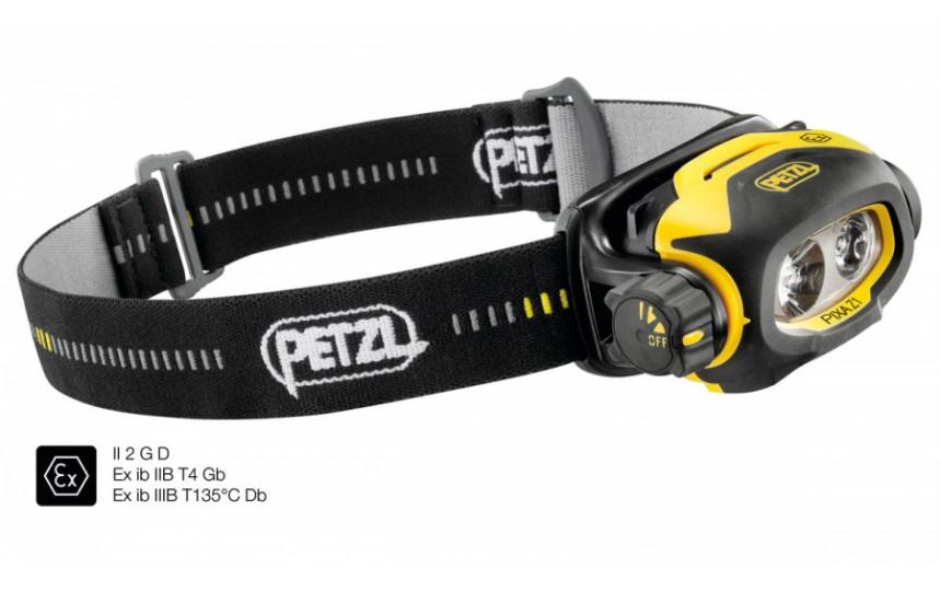 Petzl Pixa Z1 (100 лм, 95 м, AA), индустриальная серия