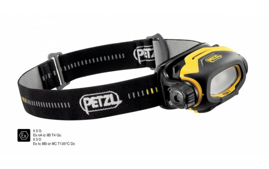 Petzl Pixa 1 (60 лм, 15 м, AA), индустриальная серия
