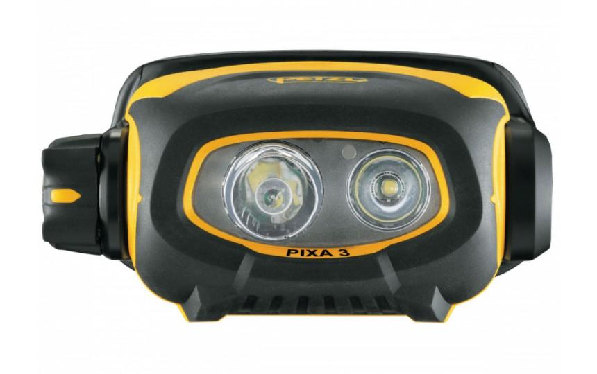 Petzl Pixa 3 (100 лм, 90 м, AA), индустриальная серия