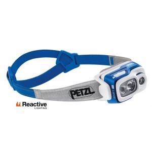 Petzl Swift RL (900 лм, 150 м, встроенный аккумулятор), синий