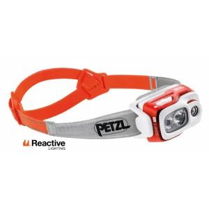 Petzl Swift RL (900 лм, 150 м, встроенный аккумулятор), оранжевый