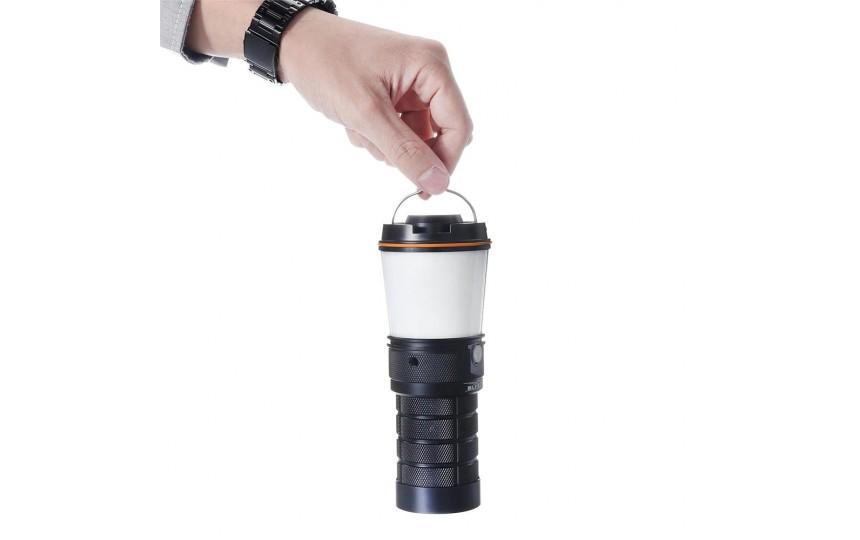 Кемпинговый фонарь Sofirn BLF LT1 (600 лм, 2700-5000К, 4х18650 в комплекте)