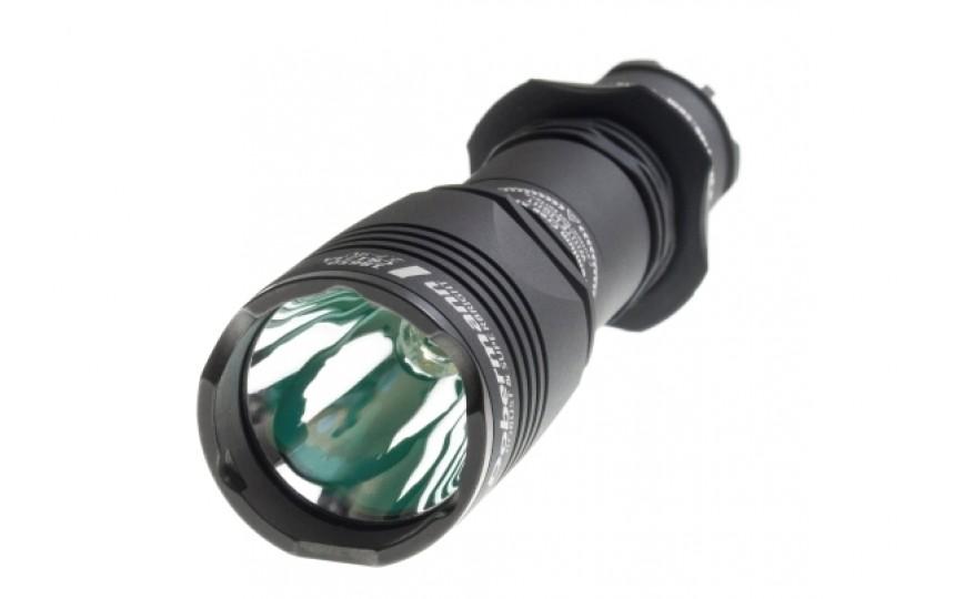 Armytek Dobermann (CREE XP-E2, 200лм, 274м, 18650) зеленый свет