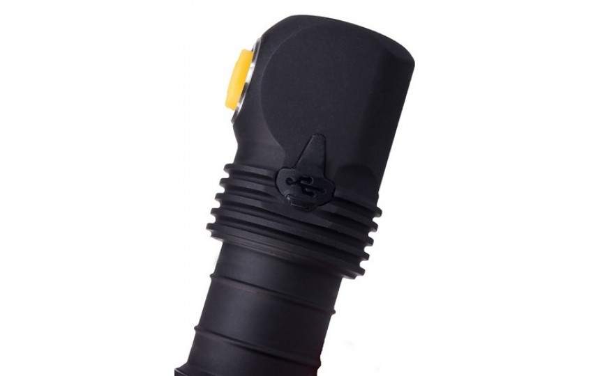 Налобный Фонарь Armytek Elf C2 Micro-USB + 18650 Li-Ion на теплом диоде XP-L