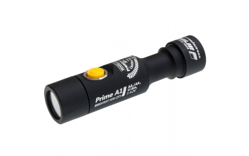 Armytek Prime A1 V3 (CREE XP-L, 500 лм,115м,  АА) белый свет