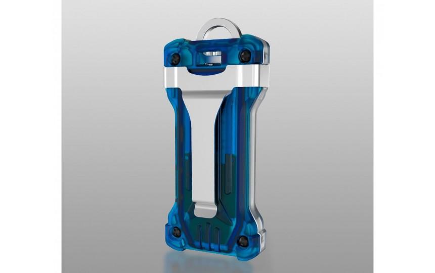 Armytek Zippy Blue (160 лм, 15 м, встроенный Li-Pol акуммулятор)