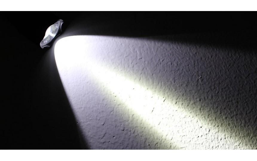 Convoy L4 (CREE XM-L2 U2, 1000 лм, 350 м,18650) холодный белый свет