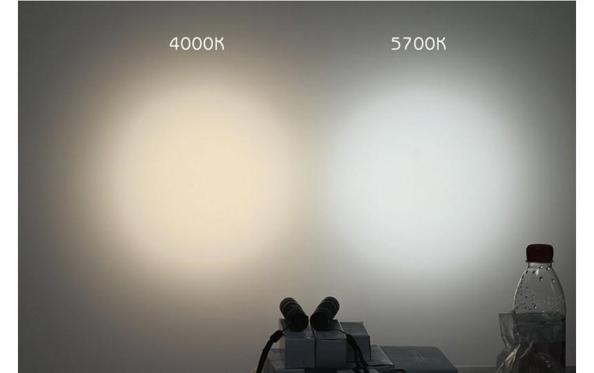Convoy S2+ (Nichia 219C, 750 лм, 112 м, 18650) теплый белый свет