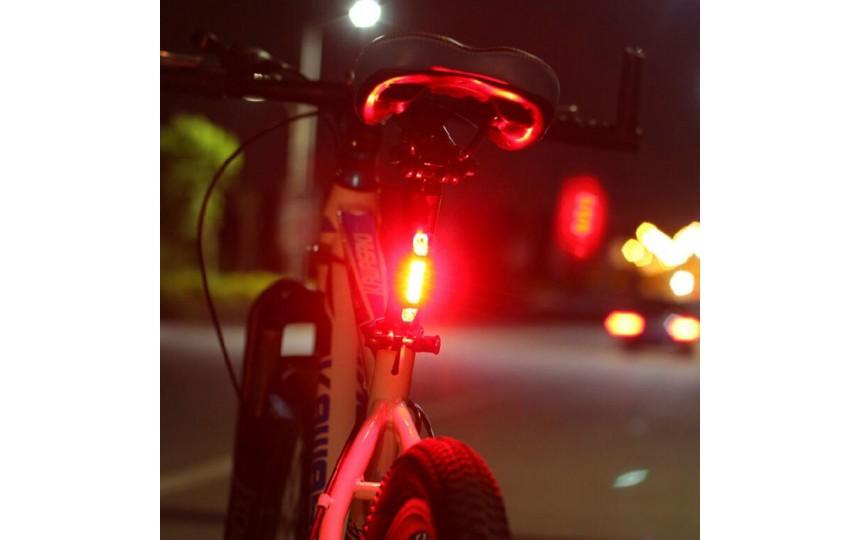 Задний велофонарь