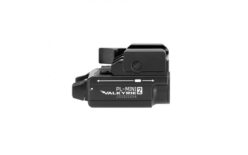 Фонарь Olight PL-Mini II Valkyrie (CREE XP-L HD, 600 лм, 100 м, аккумулятор Li-po)
