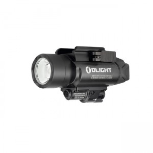 Olight Baldr Pro (CREE XHP 35 HI, 1350 лм, 260 м, CR123A) с лазерным целеуказателем