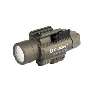 Olight Baldr Pro Desert (CREE XHP 35 HI, 1350 лм, 260 м, CR123A) с лазерным целеуказателем