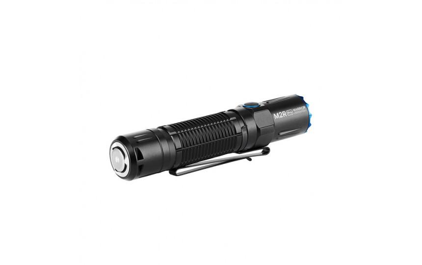 Olight M2R Pro (CREE XHP35HI, 1800 лм, 300 м, 21700) нейтральный свет (+ аккум и ЗУ)
