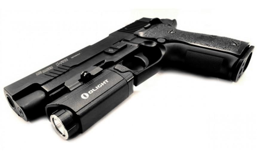 Пистолетный фонарь Olight PL-1 VALKYRIE Cree XP-L V5 400 лм 2 режима