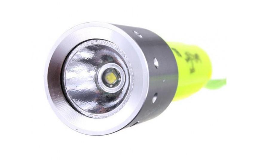 Подводный фонарь CREE XM-L T6