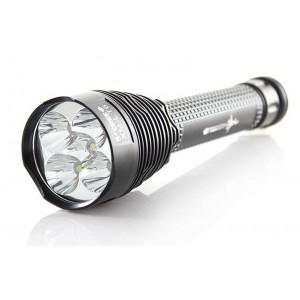 TrustFire TR-J12 (5xCree XM-L2 U2, 4500 Лм) холодный белый свет