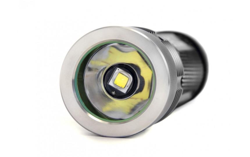 Яркий луч G15 V2 Gryphon (XM-L2 T5, 700 лм, 150 м, 18650)
