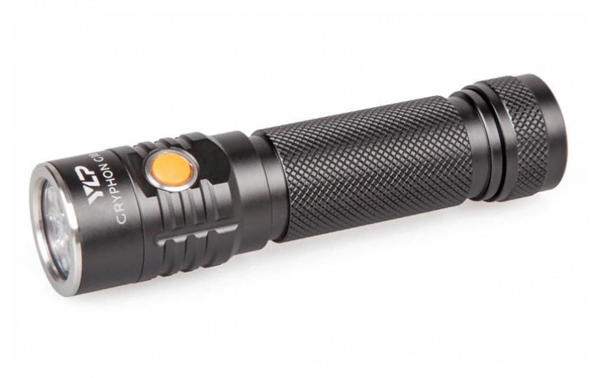 Яркий Луч G18 Gryphon (XP-G2 NW, 1200лм, 18650, USB) + аккум. в комплекте