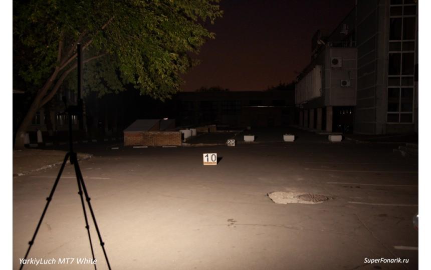 Фонарь фотографа MT-7 FLOstick (1000 лм, 3000K и 5700K, АКБ 2600 мАч) пульт в комплекте