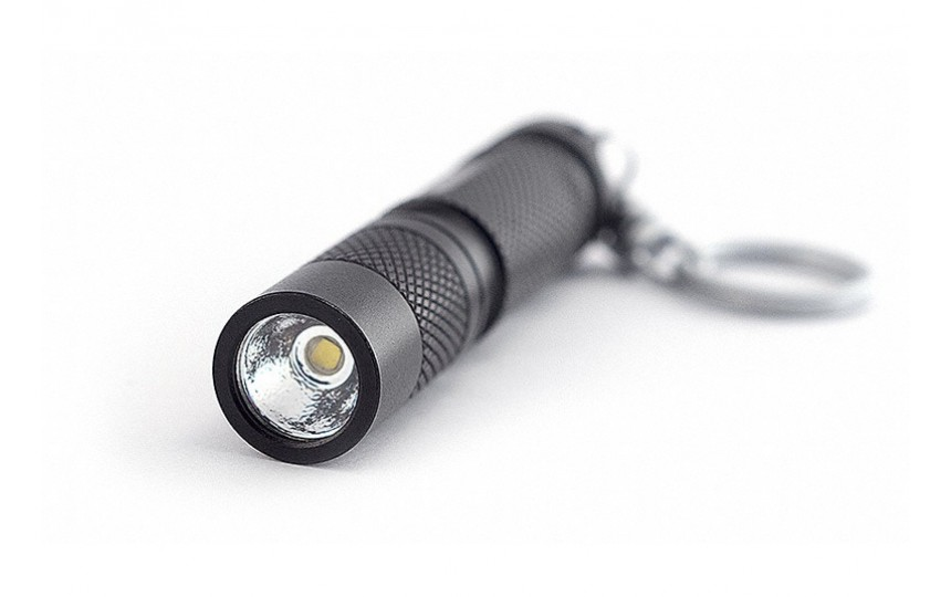 Яркий луч фонарь-брелок X1 Limited Edition (XP-G2, 130 lm, AAA)