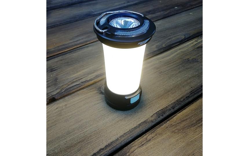 Кемпинговый фонарь Яркий луч CL-300A Voyager (7 режимов+красн.свет, 300 лм, 18650, встр. ЗУ)