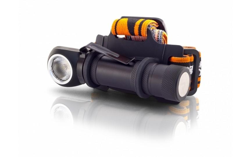 Налобный фонарь Яркий луч ENOT LH-500 ACCU (XP-G3 NW, ANSI 500 лм, 18650)