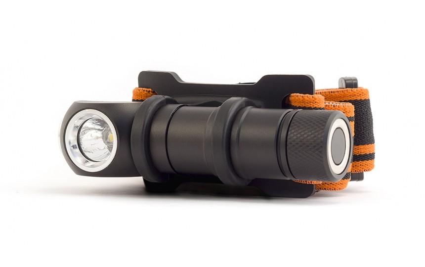 Налобный фонарь Яркий луч LH-140 «ENOT» (XP-G2 NW, ANSI 140 лм, AA)
